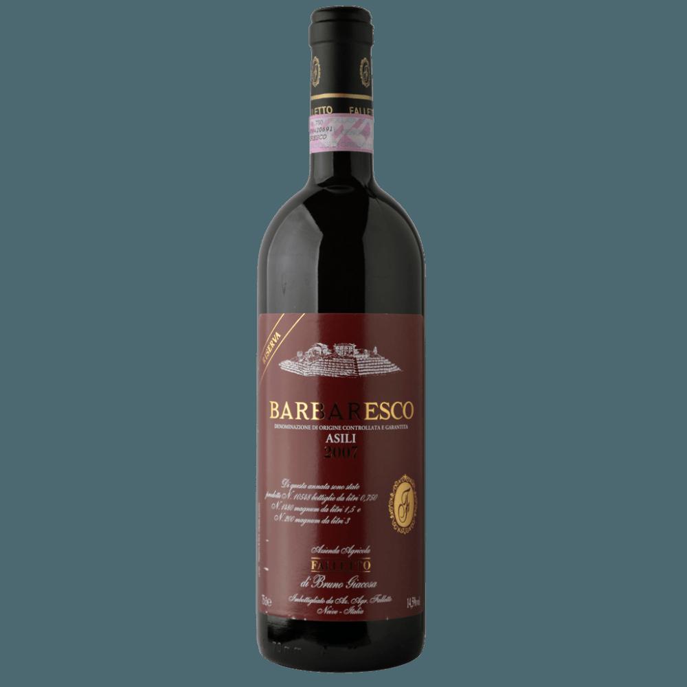 Вино Barbaresco Asili Riserva (красное, сухое), 0.75 л. 2011 г. (S)