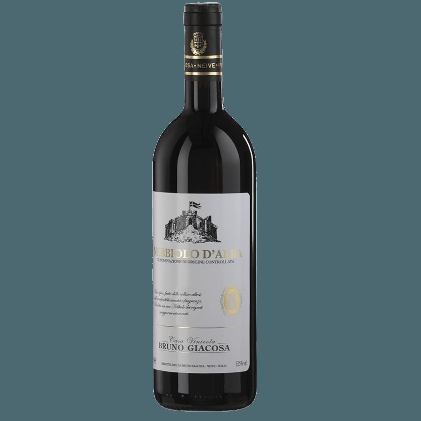 Вино Nebbiolo d'Alba (красное, сухое), 0.75 л. 2015 г. (S)