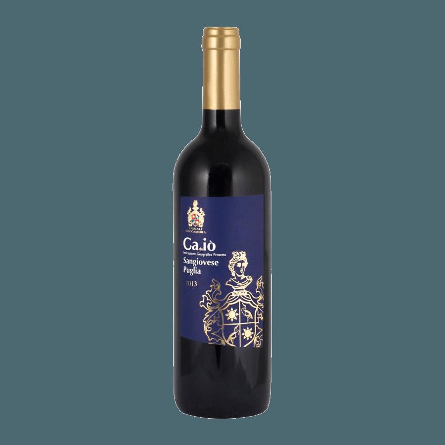 Вино Ca de Iò Sangiovese Puglia (красное, сухое) 0,75л