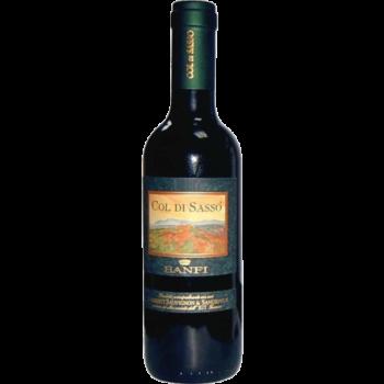 Вино Col di Sasso (красное, полусухое), 0.375 л., 2016 г. (S)