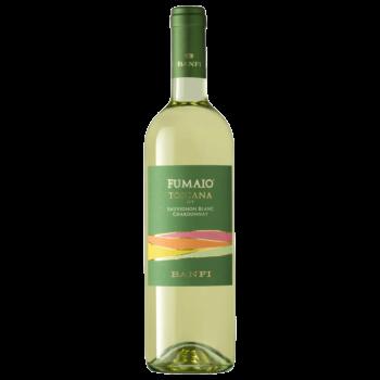 Вино Fumaio, (белое, сухое), 0.75 л., 2017 г. (S)