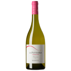 Вино La Pettegola (белое, сухое), 0.75 л., 2017 г. (S)