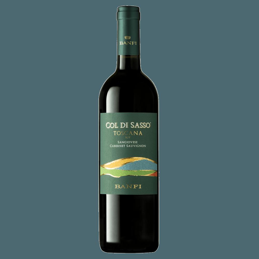 Вино Col di Sasso (красное, полусухое), 0.75 л., 2016 г. (S)