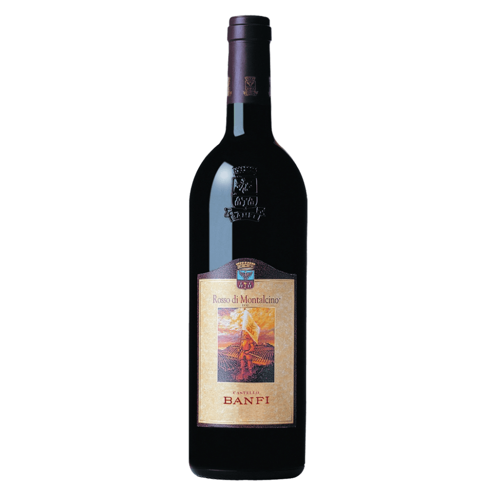 Вино Rosso di Montalcino (красное, сухое), 0.75 л., 2013 г. (S)