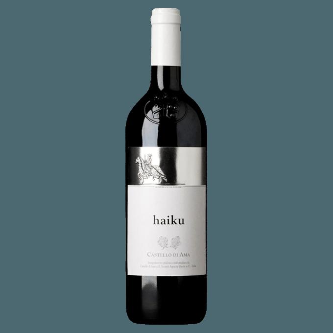Вино Haiku (красное, сухое), 0.75 л., 2014 г. (S)