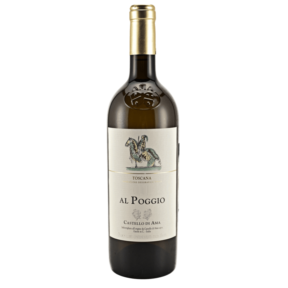 Вино Al Poggio (белое, сухое), 0.75 л., 2015 г. (S)