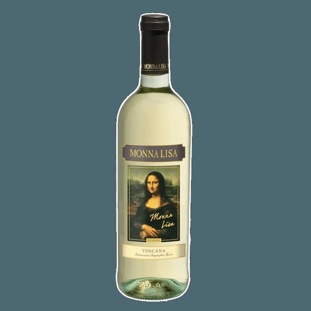 Вино Monna Lisa Bianco (белое, сухое), 0.75 л., 2015 (S)