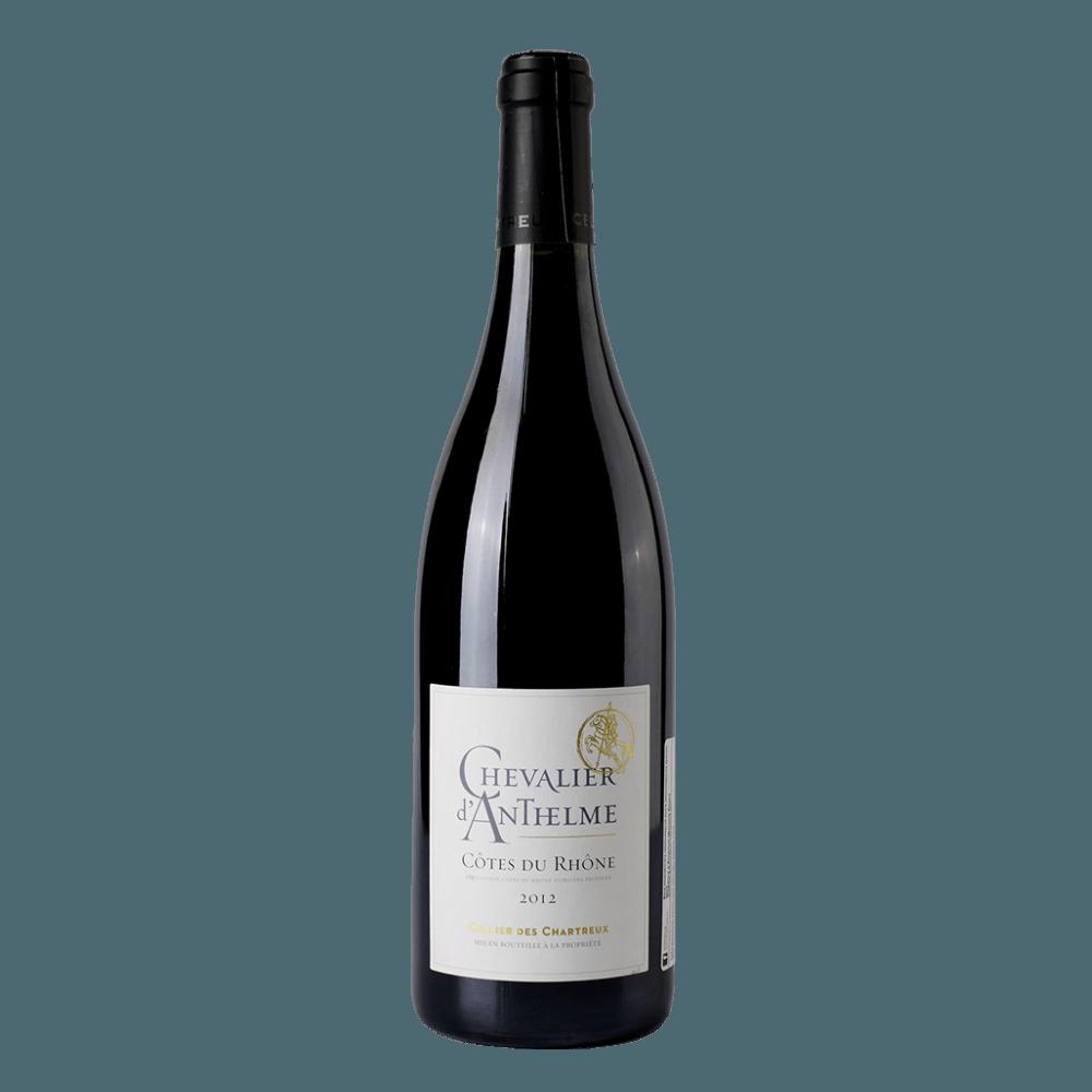 Вино Chevalier d'Anthelme Rouge (красное, сухое), 0.75 л., 2015 г. (S)