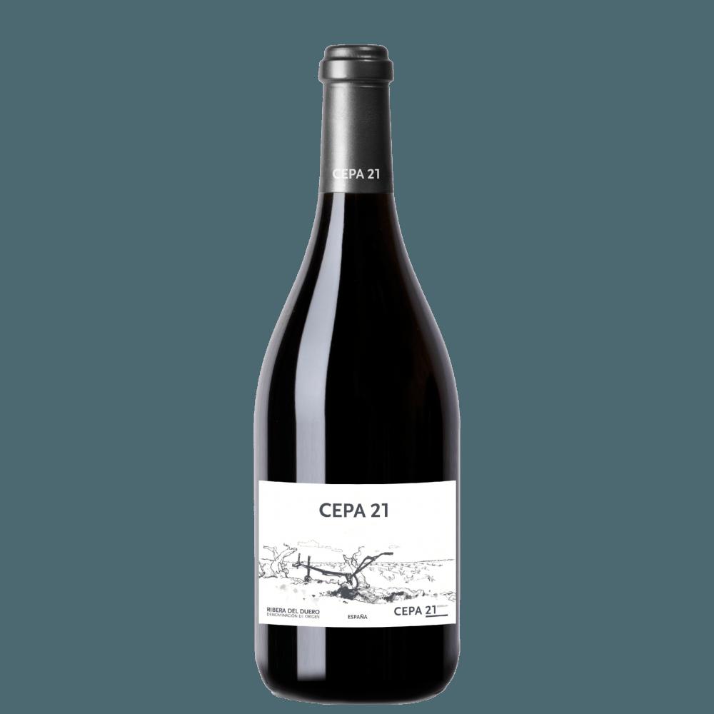 Вино Cepa 21 (красное, сухое), 0.75 л. 2014 г. (S)
