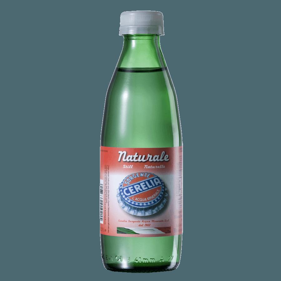 """Cerelia """"Natural"""" (Черелия), лечебная минеральная вода, 0.25 л"""