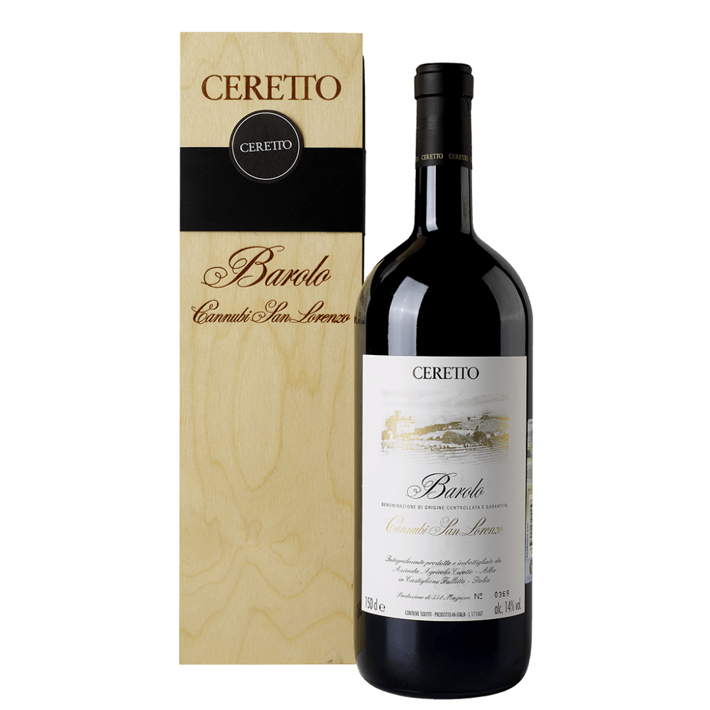Вино Barolo Cannubi San Lorenzo (красное, сухое), 1,5 л., 2006 г. (S)