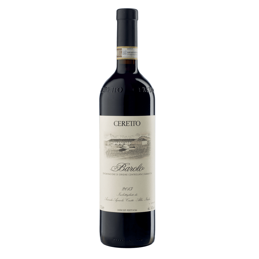 Вино Barolo (красное, сухое), 0.75 л., 2013 г. (S)