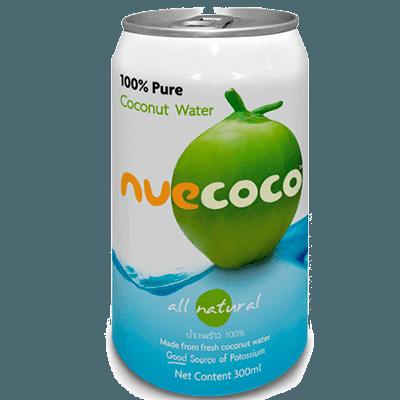 CHABAA 100% Кокосовый сок 0,30л