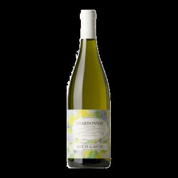 Вино Louis Galud Chardonnay (белое, полусладкое) 0,75л (ew)