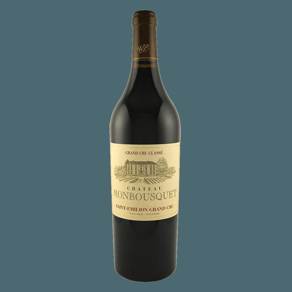Вино Chateau Monbousquet, 0.75 л., 2012 г.
