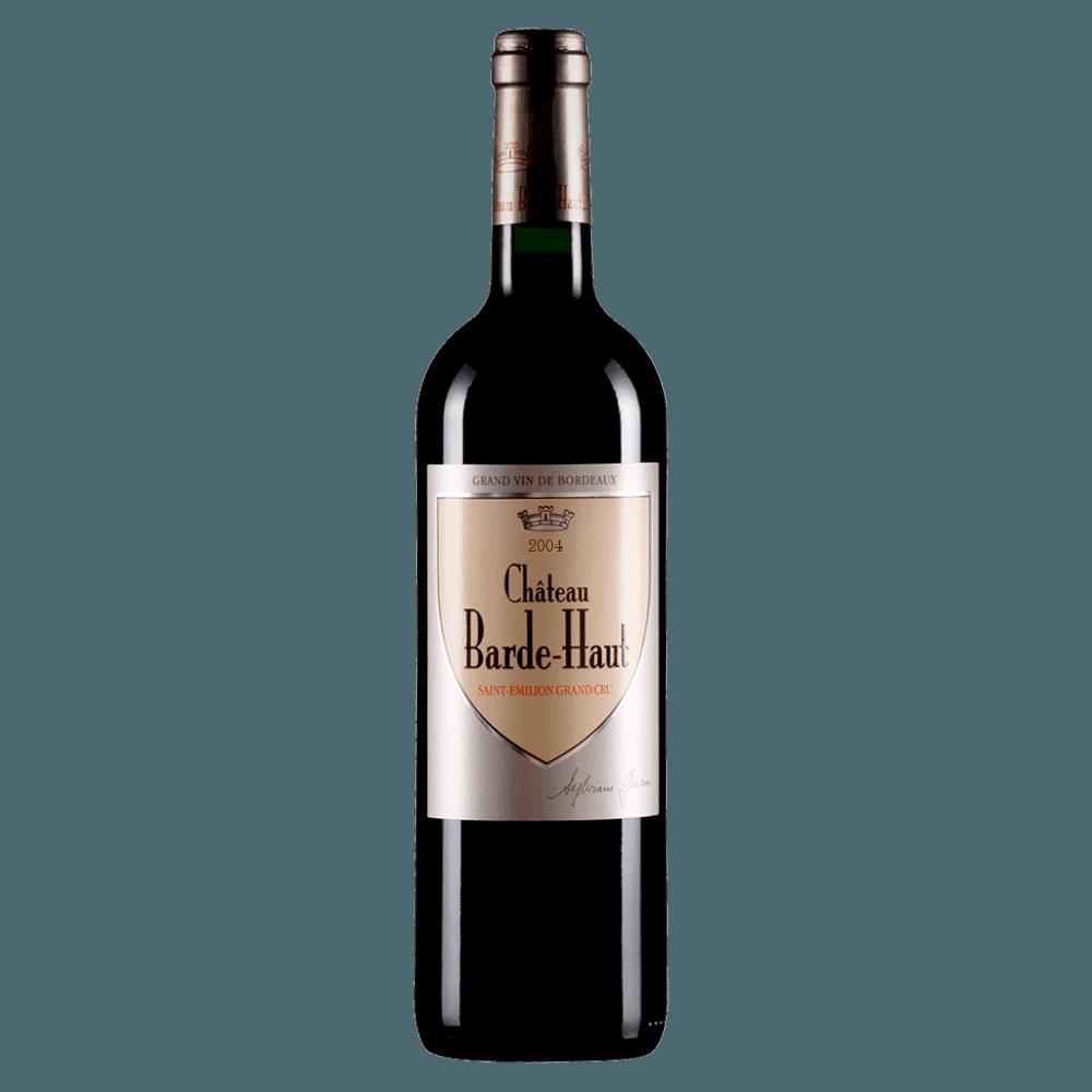 Вино Chateau Barde-Haut (красное, сухое), 0,75 л., 2003 г. (S)