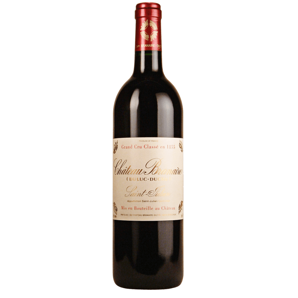 Вино Chateau Branaire-Ducru (красное, сухое), 0,75 л., 1994 г. (S)