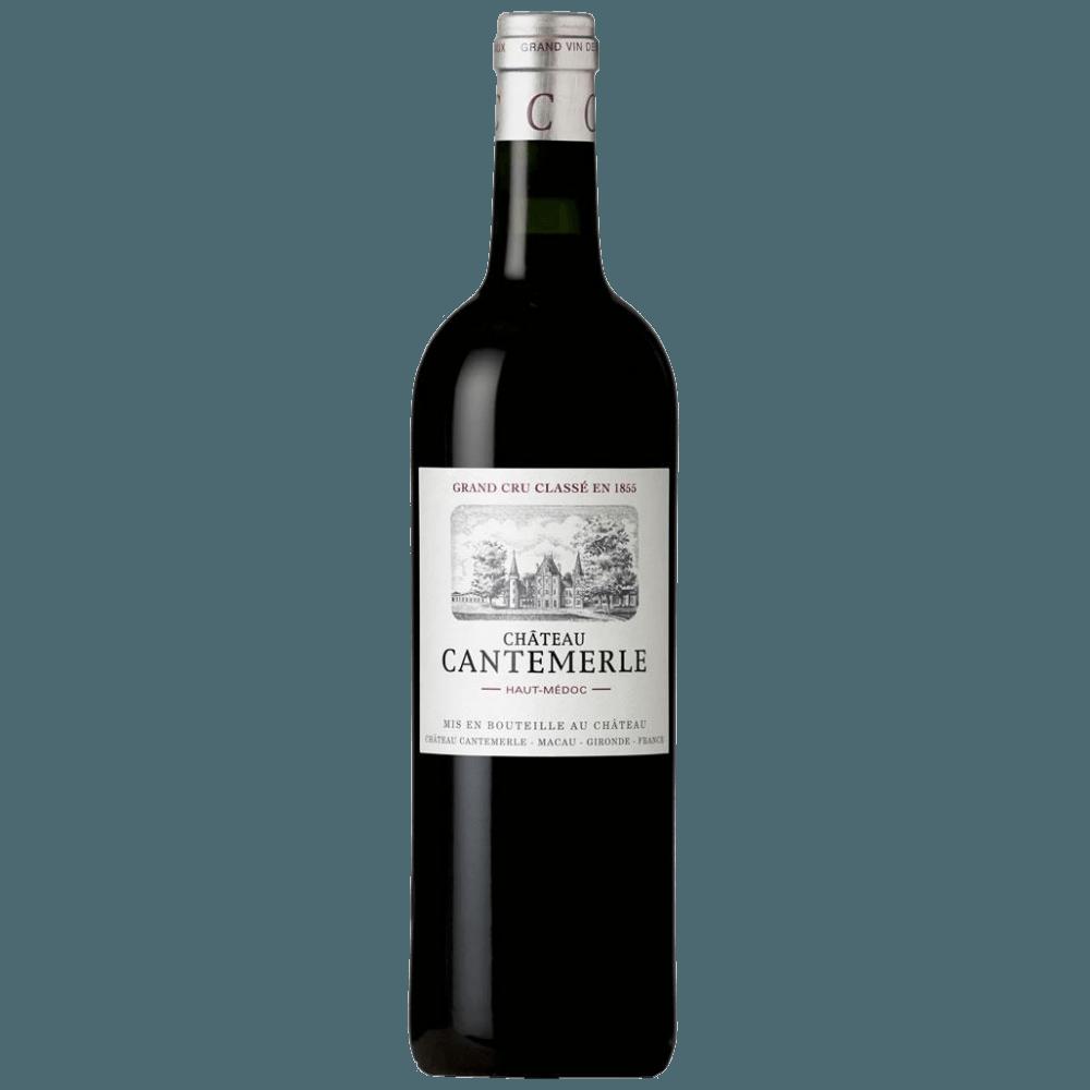 Вино Chateau Cantemerle (красное, сухое), 0,75 л., 2000 г. (S)