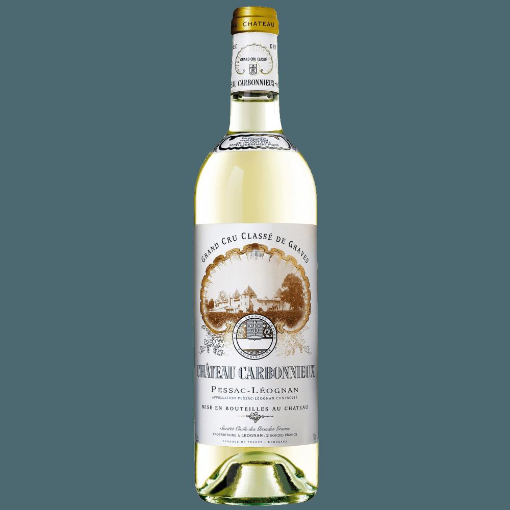 Вино Chateau Carbonnieux Blanc (белое, сухое), 0,75 л., 2013 г. (S)