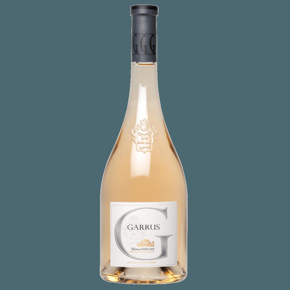 Вино Garrus (розовое, полусухое), 1.5 л., 2011 (S)