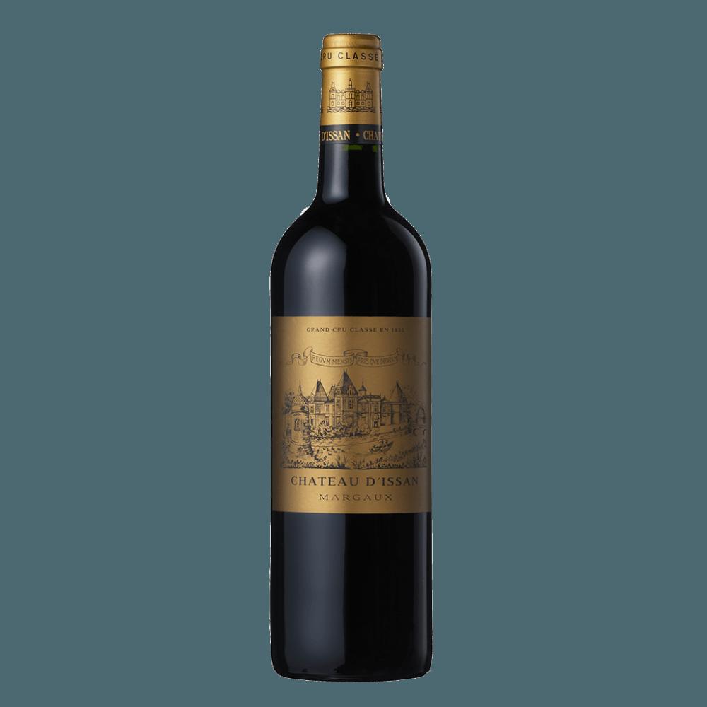 Вино Chateau d'Issan (красное, сухое), 0,75 л., 1996 г. (S)