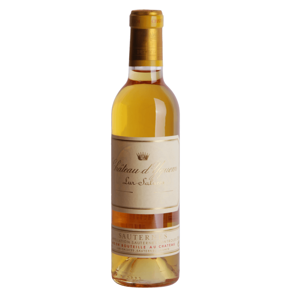 Вино Chateau d'Yquem (белое, сладкое), 0,375 л., 2013 г. (S)