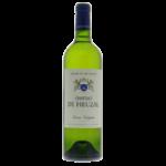 Вино L'Abeille de Fieuzal (белое, сухое), 0,75 л., 2012 г. (S)
