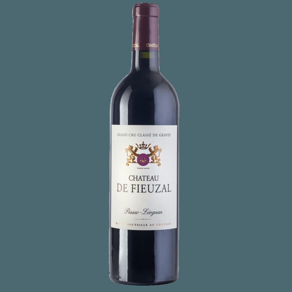 Вино Chateau de Fieuzal Rouge (красное, сухое), 0,75 л., 2011 г. (S)