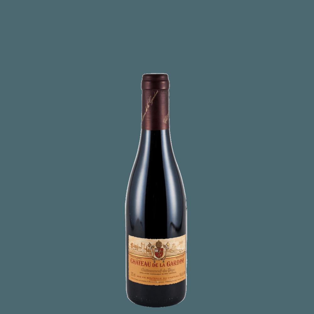 "Вино Chateauneuf-du-Pape ""Cuvee Tradition"" Rouge (красное, сухое), 0,375 л., 2012 г. (S)"