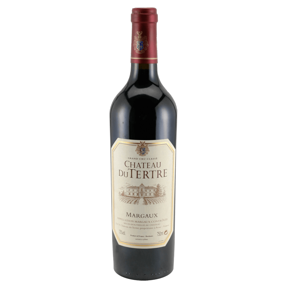 Вино Chateau du Tertre (красное, сухое), 0,75 л., 2009 г. (S)