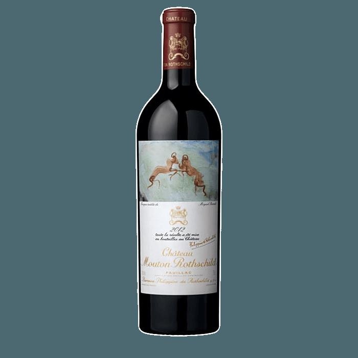 Вино Le Petit Mouton de Mouton Rothschild, 0.75 л., 2012 г.