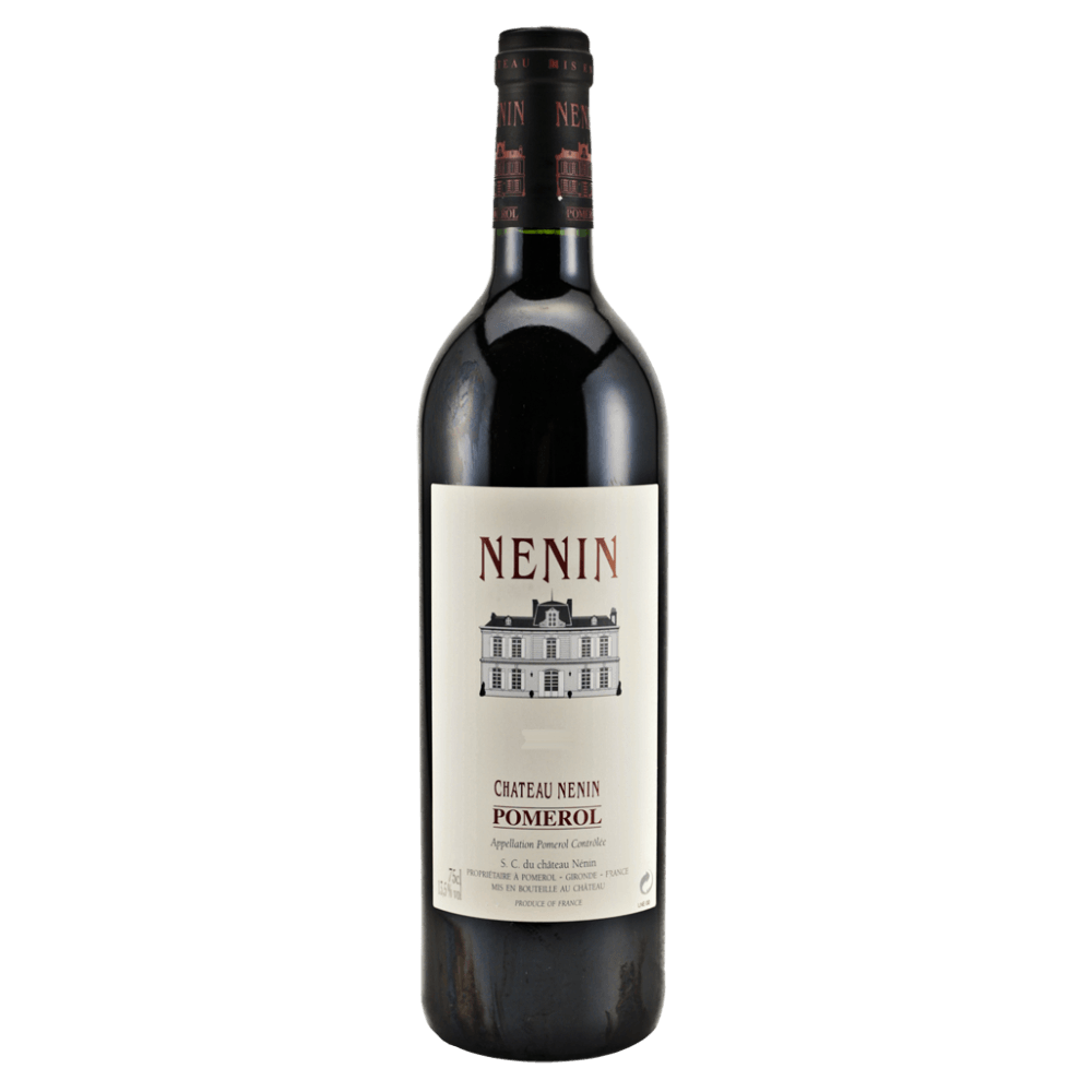 Вино Chateau Nenin, 0.75 л., 2002 г.
