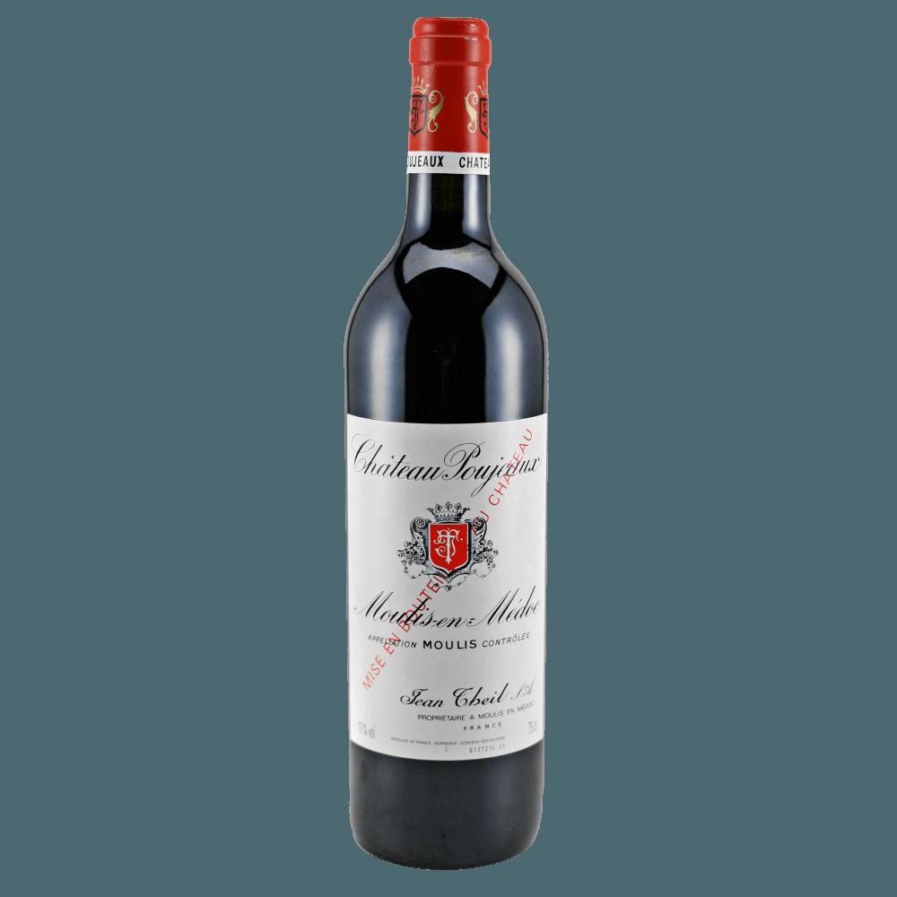 Вино Chateau Poujeaux, 0.75 л., 2012 г.