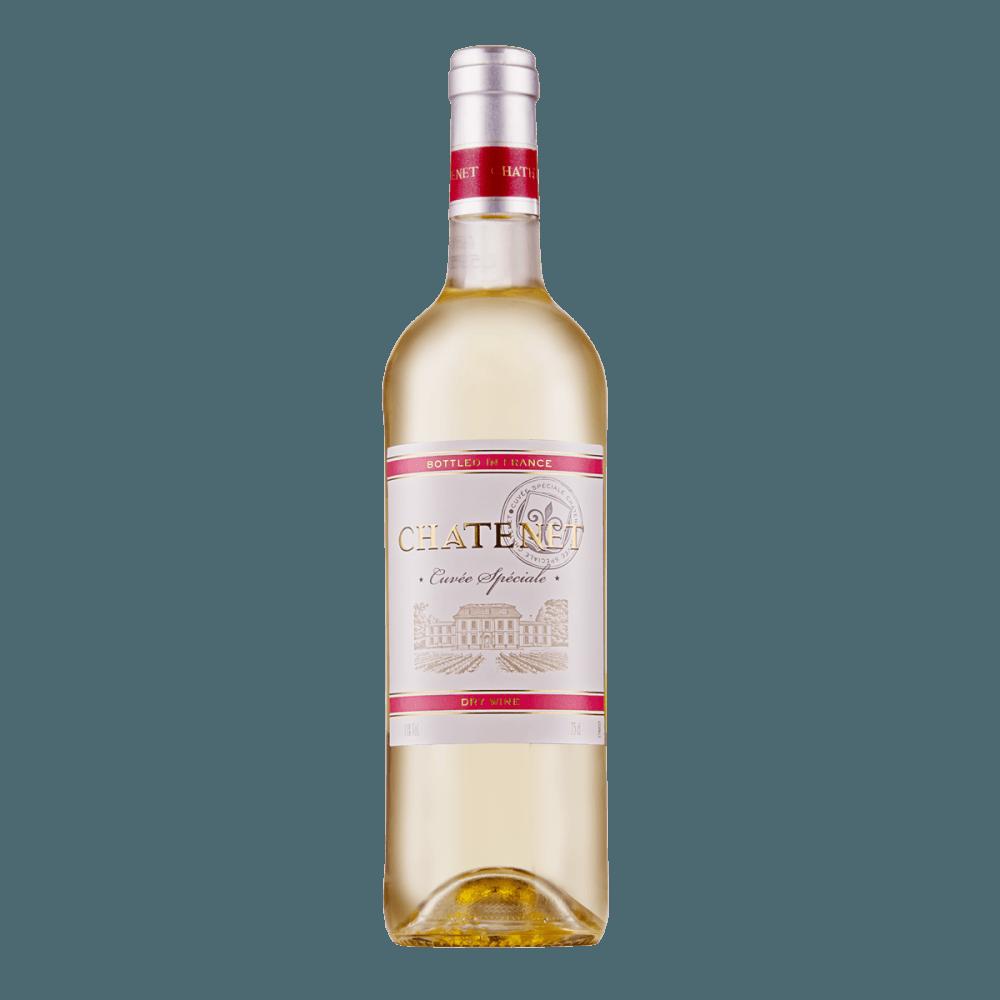 Вино Chatenet Cuvee Speciale Blanc, 0.75 л.