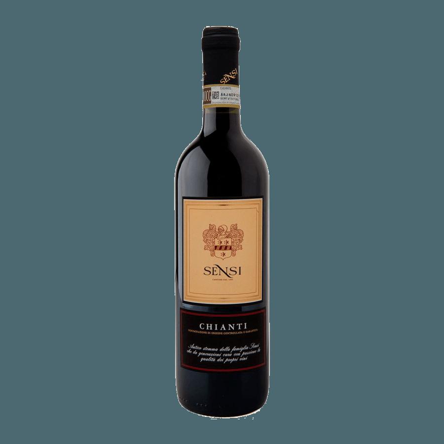 Вино Sensi Chianti (красное, сухое) 0,75 л