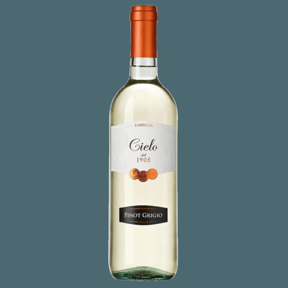 Вино Pinot Grigio, 0.75 л., 2017 г.