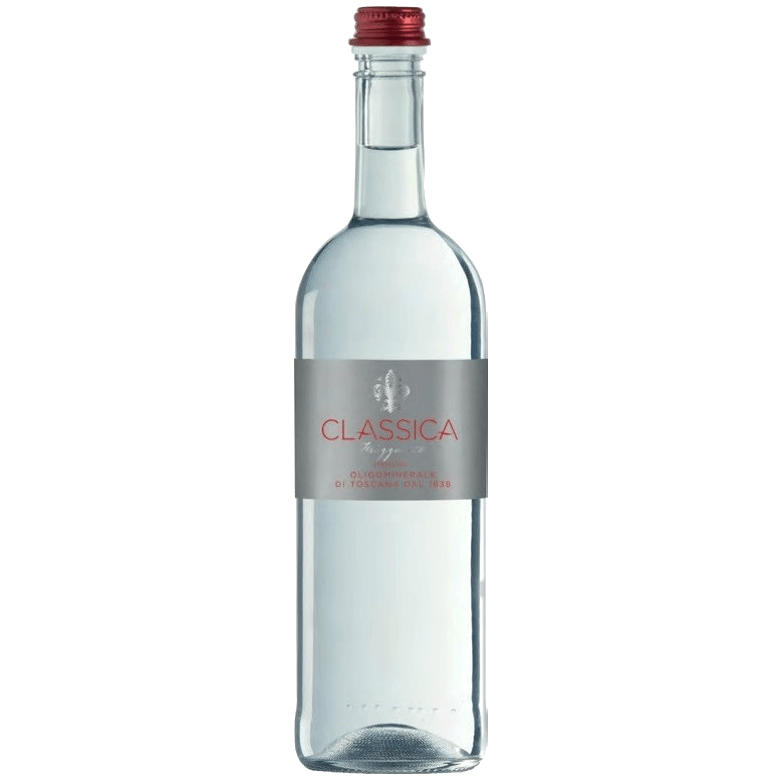 Минеральная вода CLASSICA still water (газированная), 0.75 л.