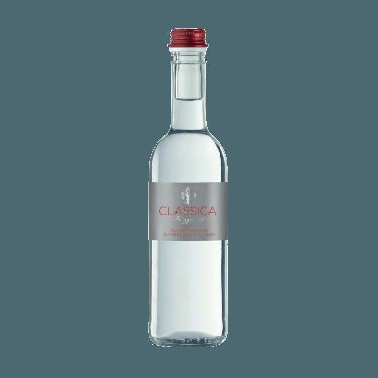 Минеральная вода CLASSICA still water (газированная), 0.375 л.