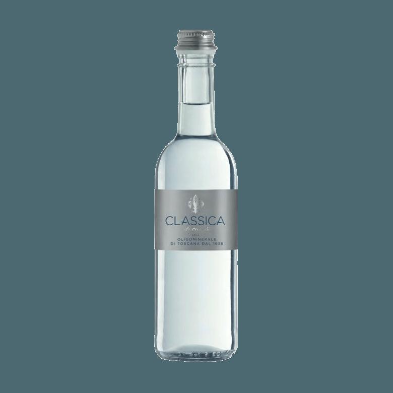 Минеральная вода CLASSICA still water (негазированная), 0.375 л.