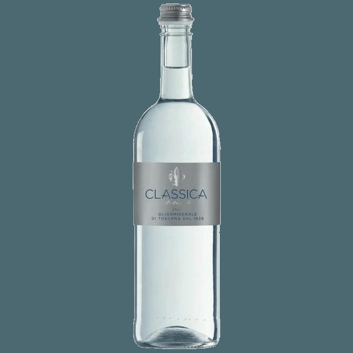 Минеральная вода CLASSICA still water (негазированная), 0.75 л.