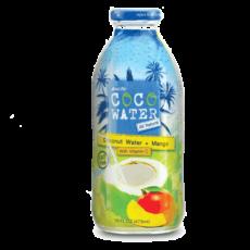 CocoWater, кокосовая вода с соком манго, 473 мл