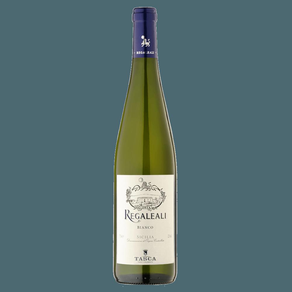 Вино Regaleali Bianco, 0.75 л., 2017 г.