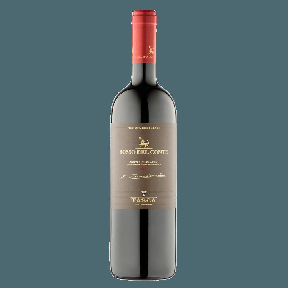 Вино Rosso del Conte, 0.75 л., 2013 г.
