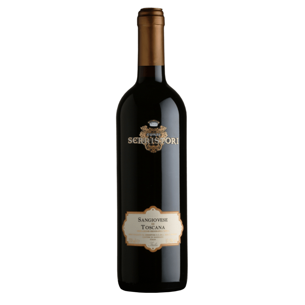 Вино Sangiovese di Toscana, 0.75 л., 2016 г.