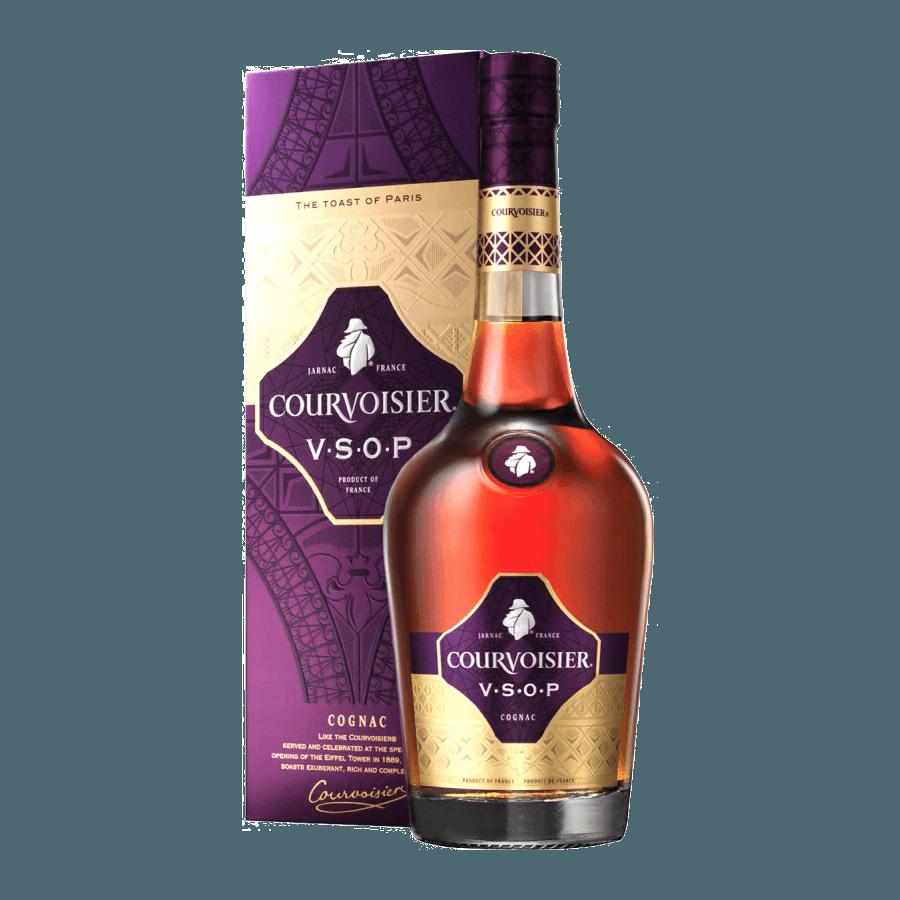Коньяк Courvoisier VSOP, 0.5 л. (подарочная коробка)