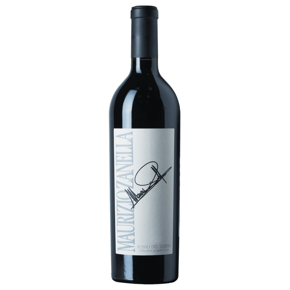 Вино Maurizio Zanella (красное, сухое), 0.75 л. 2013 г. (S)