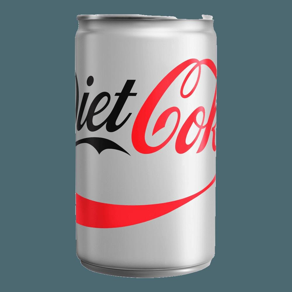 Coca-Cola Diet 150 мл (Англия)