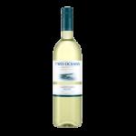Вино Two Oceans Sauvignon Blanc, 0.75 л., 2017 г.
