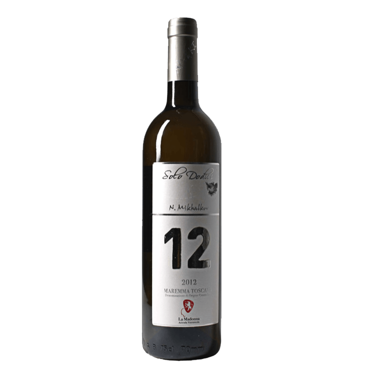 Вино 12 Solo Dodici, 0.75 л., 2014 г.
