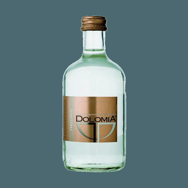 Минеральная вода Dolomia (Доломиа), газированная, 0.33 л.